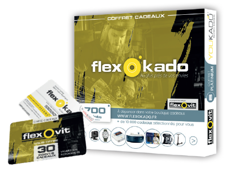 Coffret FlexoKado