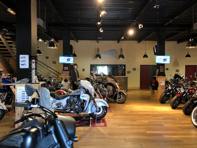 Magasin Indian Motorcycle