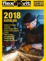 Okładka Katalog Flexovit 2018