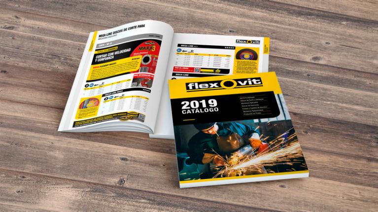 Catálogo Industrial Flexovit 2019
