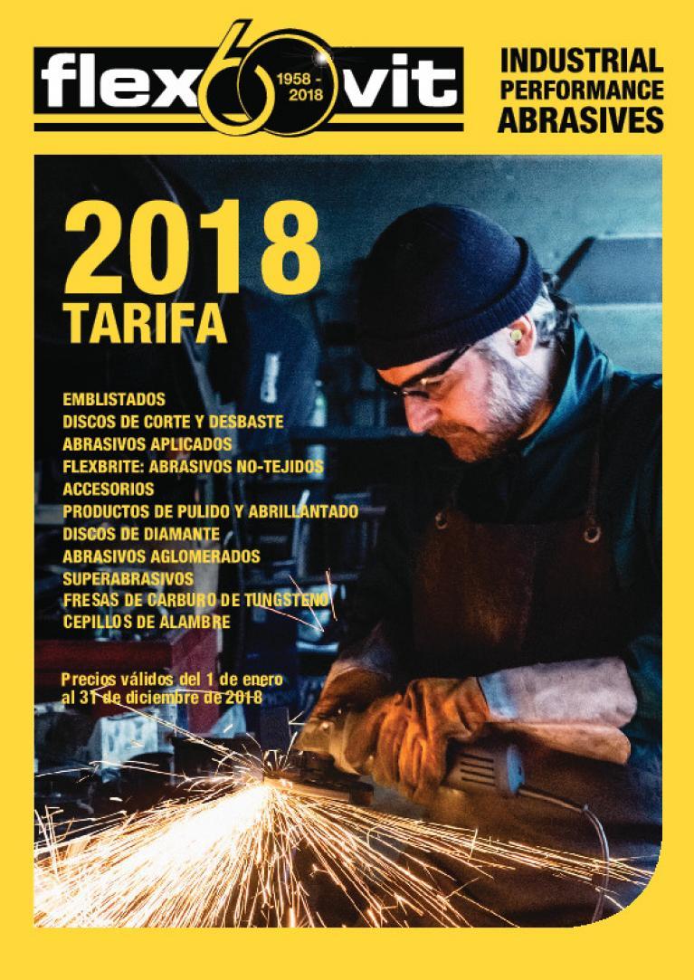 Tarifa Flexovit 2018