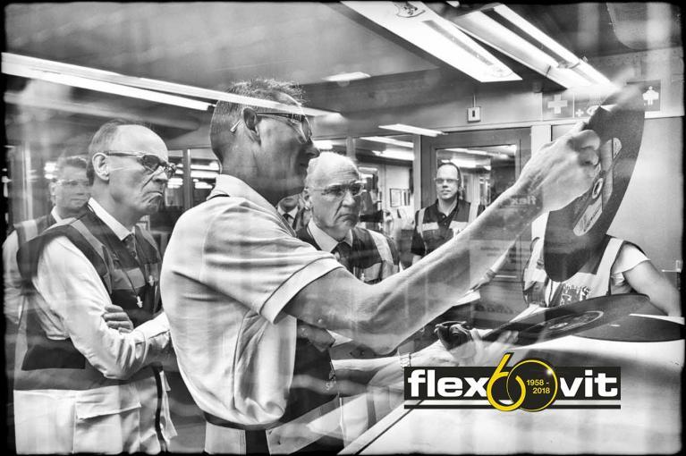 60 años flexovit