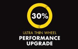 Mega line cut off wheels: 30% performance upgrade