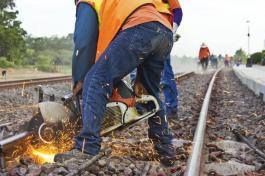 Flexovit maxx 3 rail tronçonnage