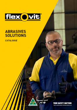 Flexovit Catalogue 2020 Cover v2