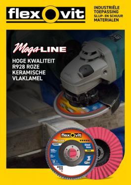 Mega-Line R928 Vlaklamellen