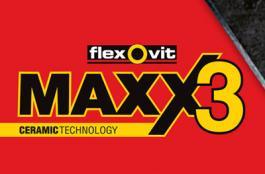 Disco de corte raíl MAXX3 FLEXOVIT