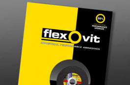 Folheto Discos Ultra-Finos Flexovit Mega-Line