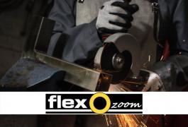 Flexozoom: focus sur la meule Megaline 125x1.6mm