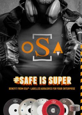 oSa A4 flyer