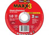 maxx3 ultra thin cutting disc