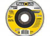 Flexovit Industrial Line FlexPolish 125mm Non-Woven flap discs_74369