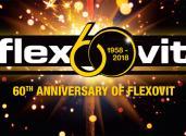 Flexovit celebra 60 anos