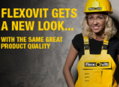 Flexovit's new look