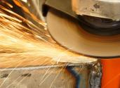 right angle grinder grinding wheel