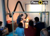 Reunión comercial FLEXOVIT