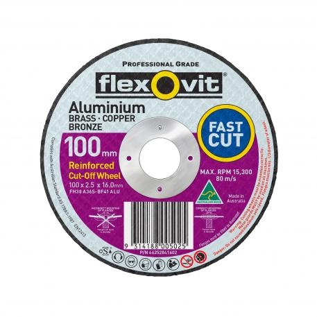 66252841602_flexovit_cowheel_aluminium_100x2.5x16.0mm
