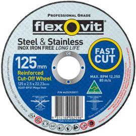 66252920011_flexovit_cowheel_ssteel_125x2.5x22.23mm