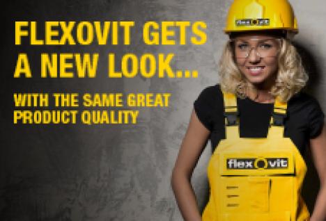 Flexovit ma nowy wygląd