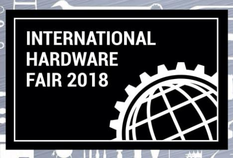 International Hardware Fair 2018