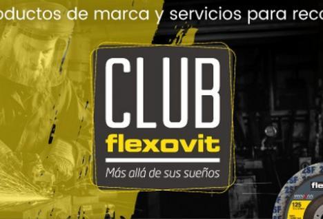 Club de puntos Flexovit