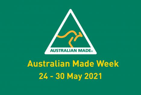 Australian made Australian Manufacturing