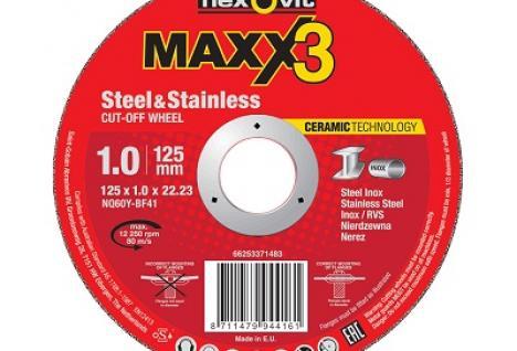flexovit maxx3 1mm