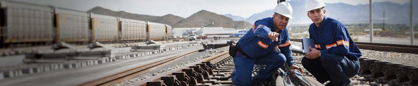 Konserwacja linii kolejowych